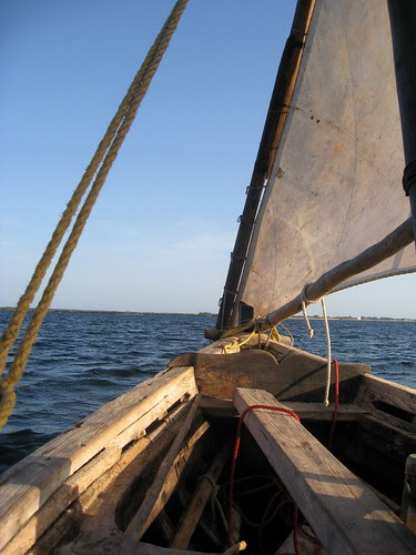 Dhow Cruise in Lamu by VisitingKenya, on Flickr