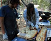 Fresh Baked Bread. Photo by Dawn Ballou, Pinedale Online.