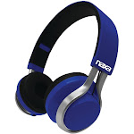 Naxa NE-964 Blue Orion Bluetooth Headphones (Blue)