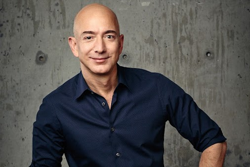 Jeff Bezos, an inspiration for all shaved heads.  https://headblade.co.uk/blogs/news/why-is-jeff-bezos...