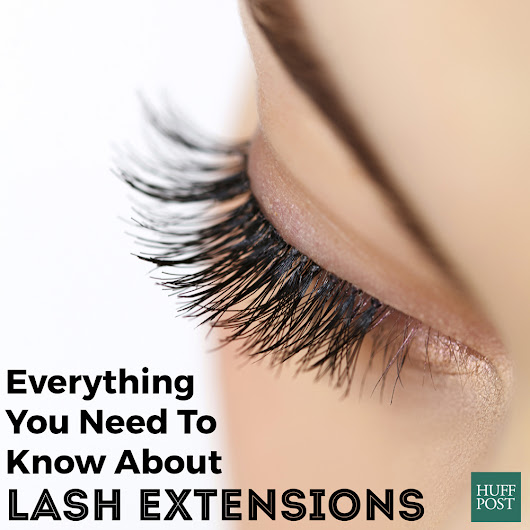 What You Need To Know About Lash Extensions