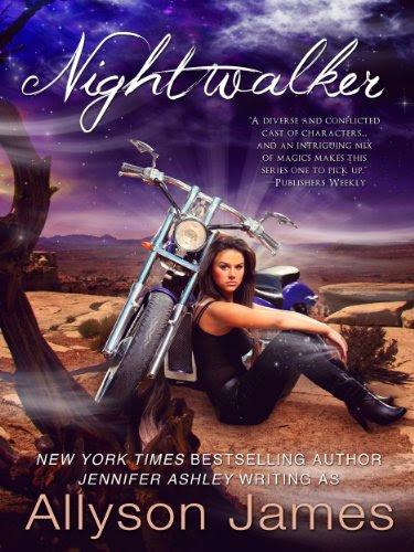 Nightwalker (Stormwalker) by Allyson James