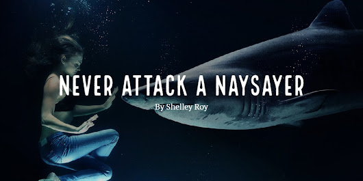 Never Attack a Naysayer