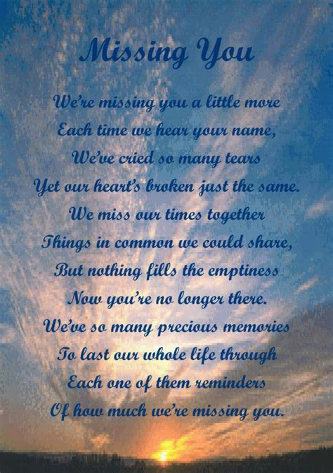 1 Year Anniversary Memorial Poems. 17 Pics In Our Database