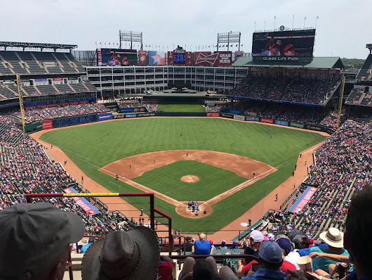 Texas Rangers and City of Arlington reach Agreement on Funding for new Ballpark