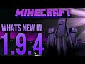 Minecraft 1.9.4 Çıktı