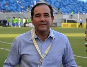 Charles Maia, diretor do consórcio Arena das Dunas (Foto: Jocaff Souza)