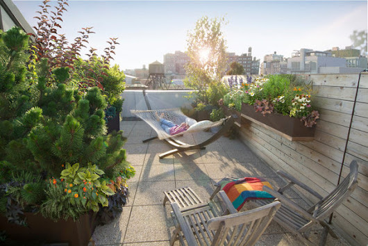High Life: 10 Ways to Transform Your Rooftop