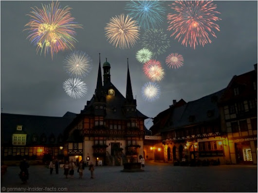 New Year's Eve in Germany - Facts & Customs about Silvester