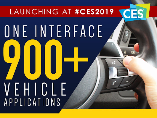 New UNI-SWC.5 Interface Launches at #CES2019