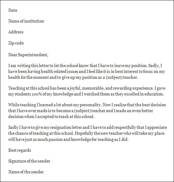 Writing A Job Resignation Letter from lh3.googleusercontent.com