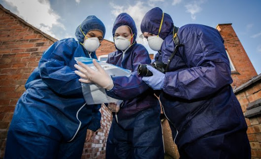 DMU ranked in top five UK universities to study Forensic Science