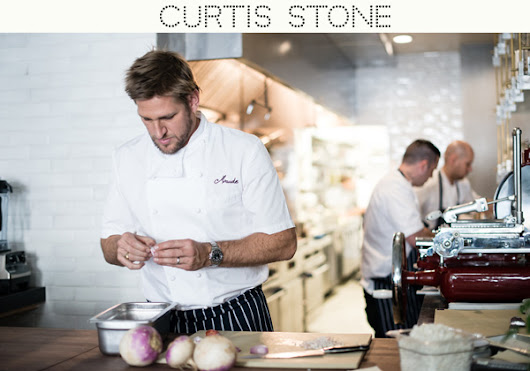 Fly-On-The-Wall Invitation to Curtis Stone's Food Life