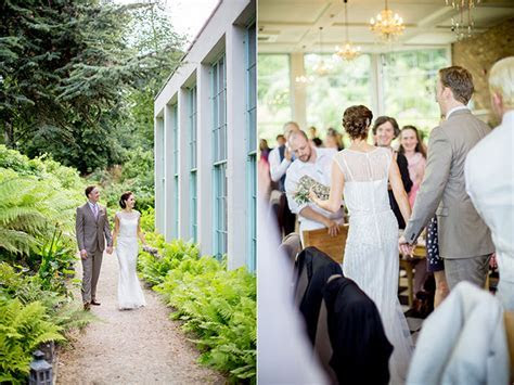Wedding at Kilruddery and The Fern House Cafe   Brosnan