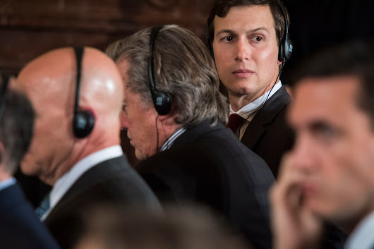 Russian ambassador told Moscow that Kushner wanted secret communications channel with Kremlin
