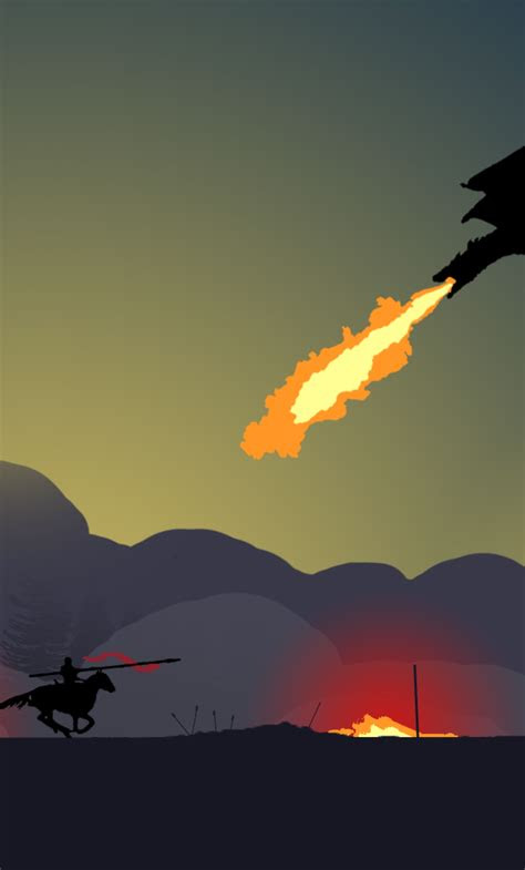 game  thrones season   spoils  war minimal art