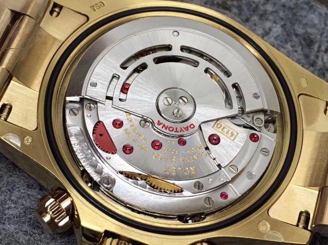 Rolex Daytona Super Clone 4130 Movement
