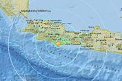 Gelombang Air Laut Pertanda Tsunami Tak Terlihat di Pantai Pangandaran