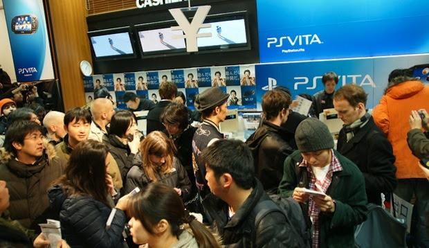 PlayStation Vita sells 321,407 units in its first week screenshot