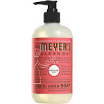 Mrs. Meyer's Clean Day Liquid Hand Soap, Rhubarb - 12.5 oz bottle
