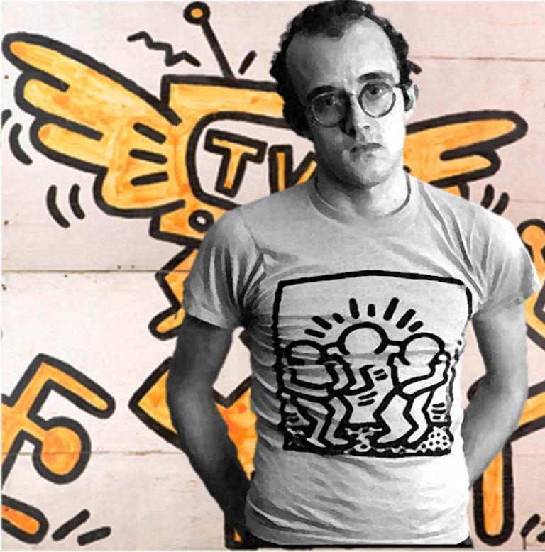 Sala Da Pranzo Milwaukee 53211: Keith Haring E Il Murale Di Milwaukee Alla Reggia Di Caserta