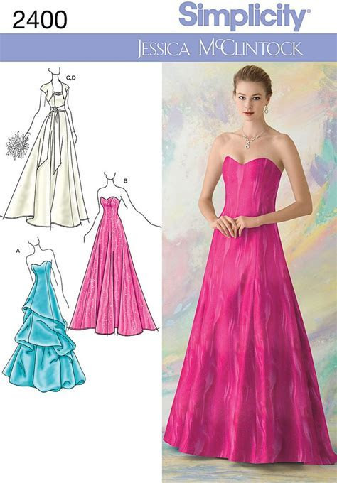 Best 25  Wedding Dress Sewing Patterns ideas on Pinterest