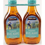 Kirkland Signature Organic Sweetener, Blue Agave - 2 pack, 36 oz bottles