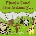 Please Feed the Animals...