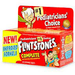 Flintstones Complete Childrens Multivitamin/Multimineral Chewable Tablets - 60 Ea