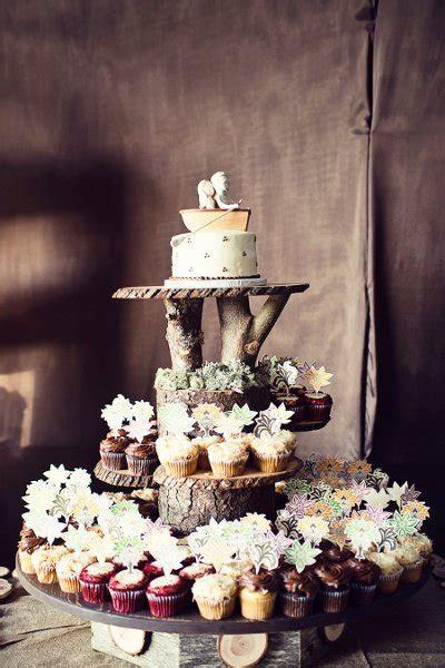 Rustic Shabby Chic Cupcakes Wedding Cakes Photos