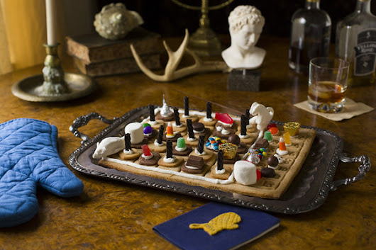 The Designer Making Board Games You Can Eat - Gastro Obscura