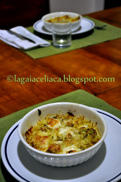 polenta verze patate taleggio