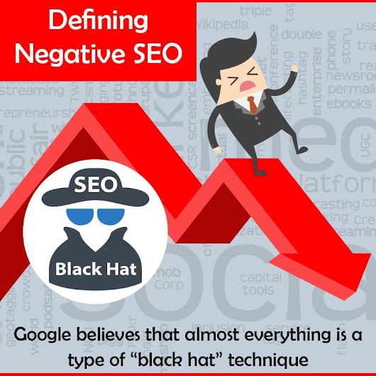 Defining Negative SEO - Affordable SEO Company for Small Business