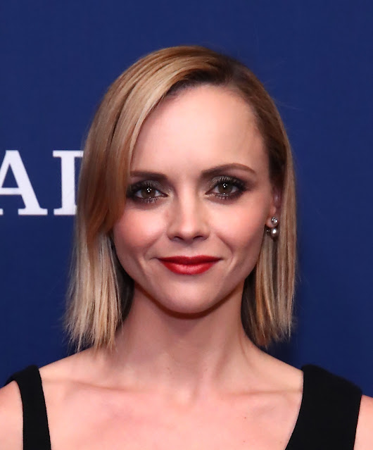 Christina Ricci talks about her first vacation