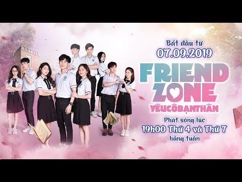 FRIENDZONE | TRAILER | Season 1 : Yêu Cô Bạn Thân | Phim Học Đường Tình Cảm | LA LA SCHOOL