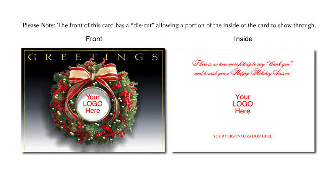 Sample christmas greetings to clients ucap natal holiday christmas cardsbusiness christmas cards m4hsunfo