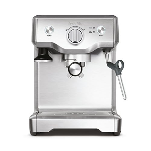 The Duo-Temp Pro Espresso Machine