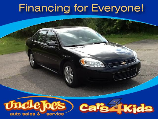Used 2011 Chevrolet Impala LS for Sale in Howell MI 48843 Joseph Auto Sales
