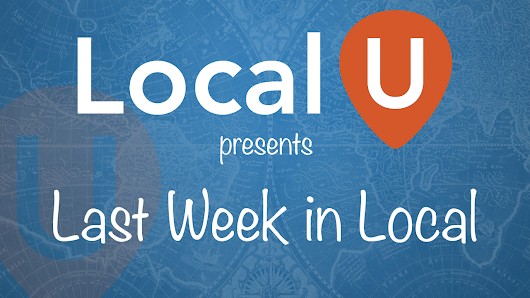 Video: Last Week in Local March 20th, 2017 - Local University