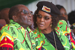 Grace Mugabe: Zimbabwe's first lady and her play for the presidency - CSMonitor.com