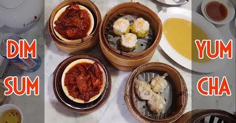 Review nhà hàng Dimsum tại Yum Cha - Chinatown | Du Lịch Ăn Uống Singapore EP 10