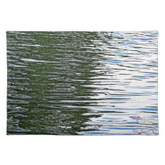 Rippling Water Placemats