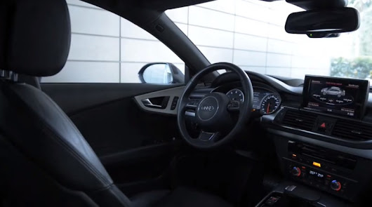 Audi Piloted Driving In Action: Video