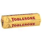 Toblerone Swiss Milk Chocolate, Honey & Almond Nougat - 6 pack, 3.52 oz bars