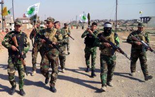 Pro-Iran militias in Iraq