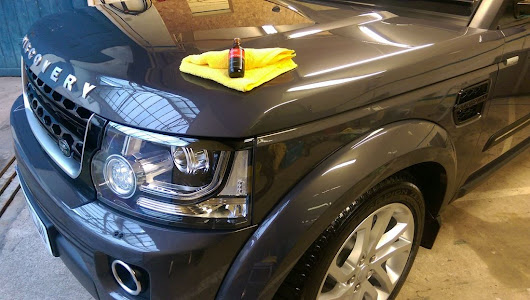 Ceramic Paint Protection | Paisley | Glasgow
