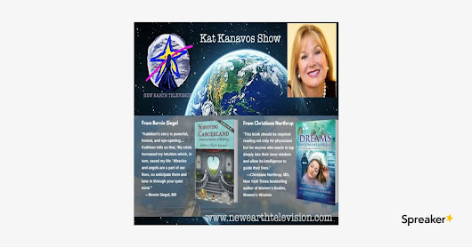 Kat Kanavos Show with Guest Ilona Selke