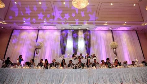 head table decore  designs wedding party ideas