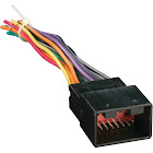 Metra 70-1771 Wiring Harness for Select 1998-Up Ford / Lincoln & Mercury Vehicles, Black