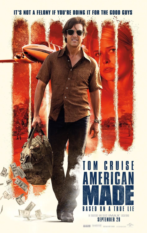 Resultado de imagem para movie poster american made